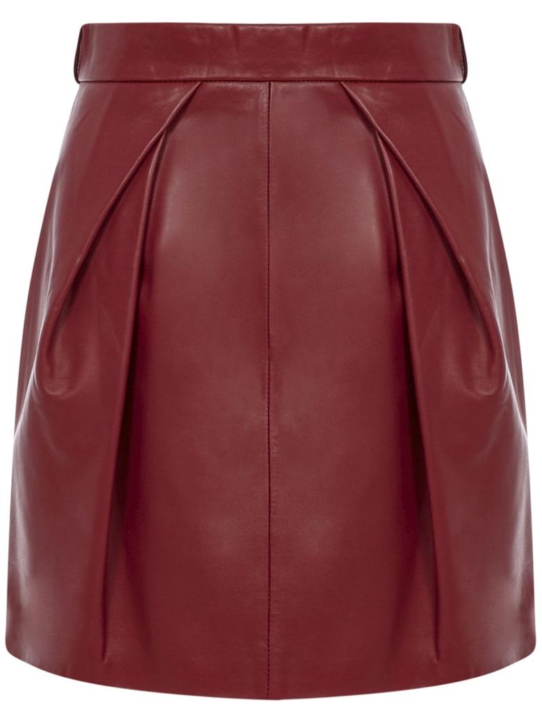Alberta Ferretti Skirt - Red