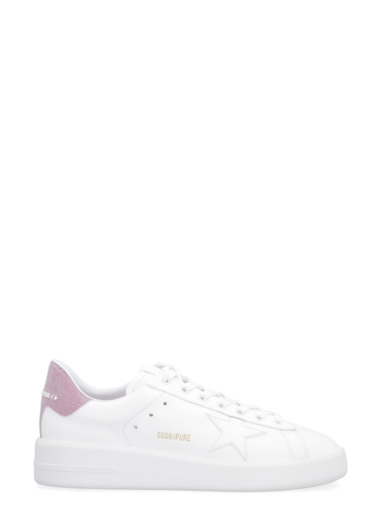 Golden Goose Pure New Low-top Sneakers - White