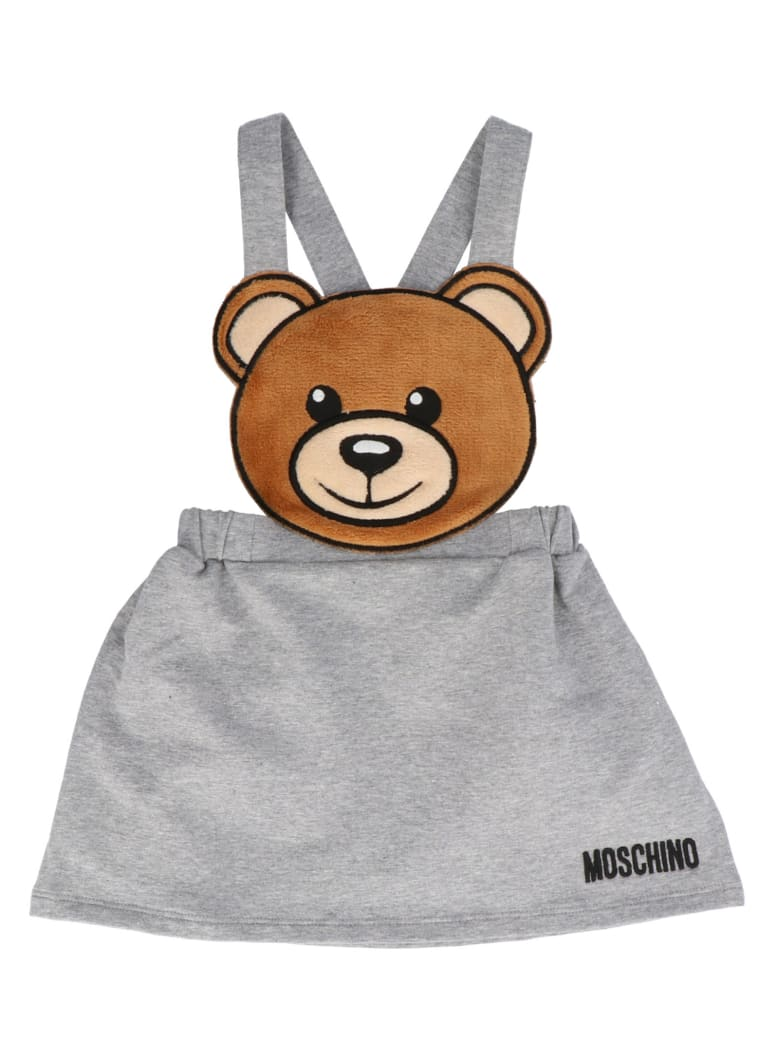 Moschino 'teddy' Overalls - Grey