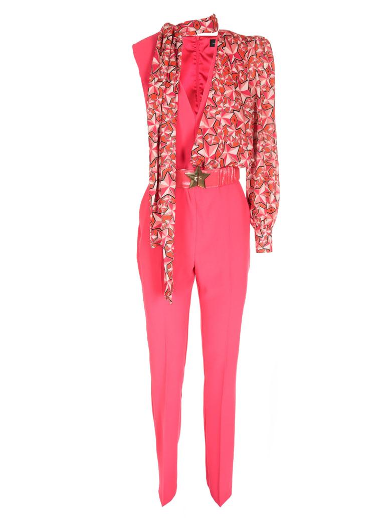 Elisabetta Franchi Celyn B. Elisabetta Franchi For Celyn B. Star Print Jumpsuit