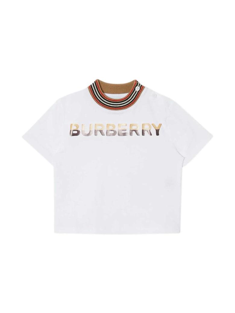 Burberry White T-shirt - Bianco