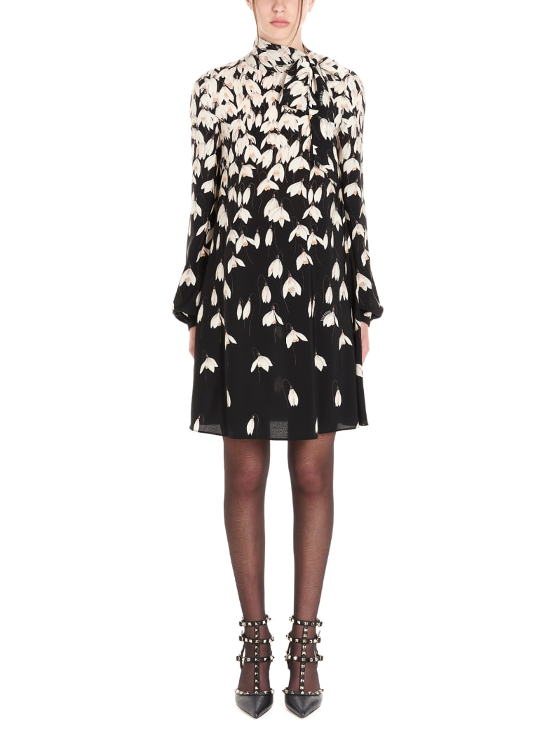 Valentino Dress - Black