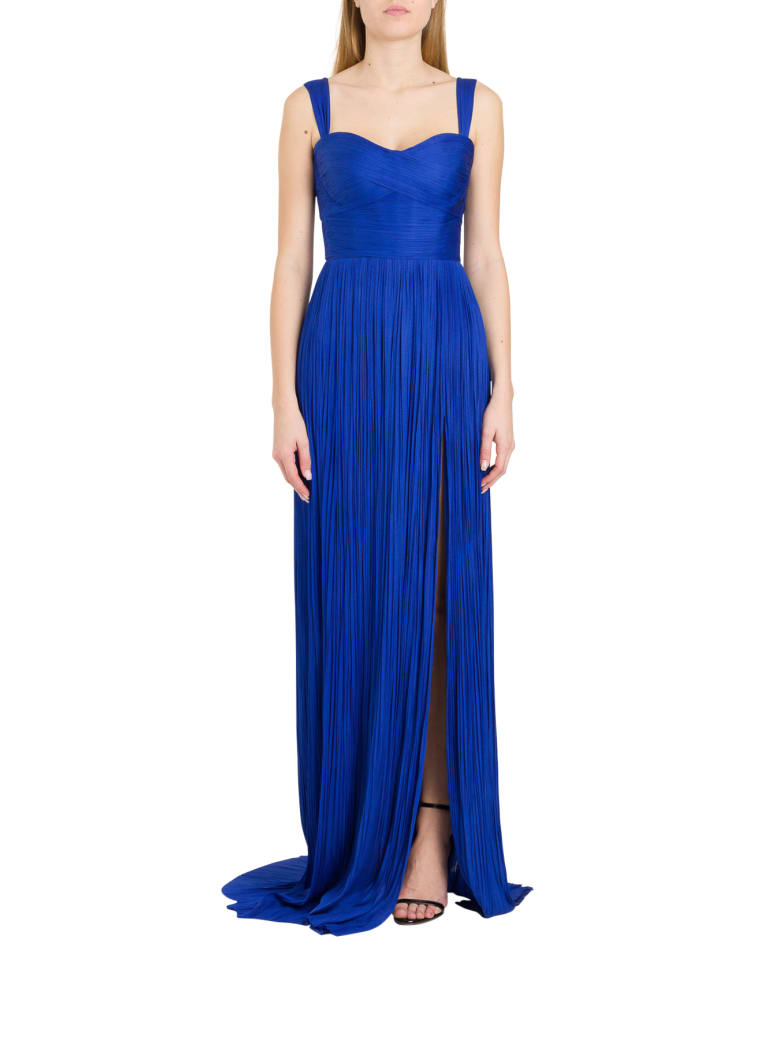 Maria Lucia Hohan Kesia Dress - Blu