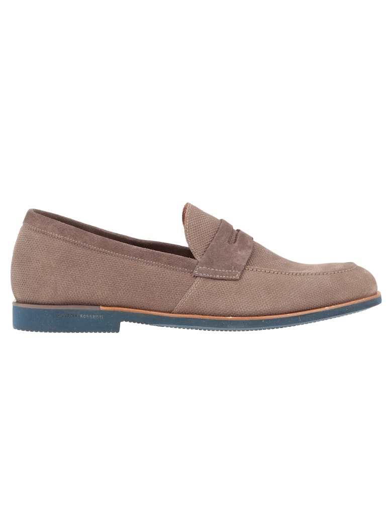 Fratelli Rossetti Leather Loafer - Fango