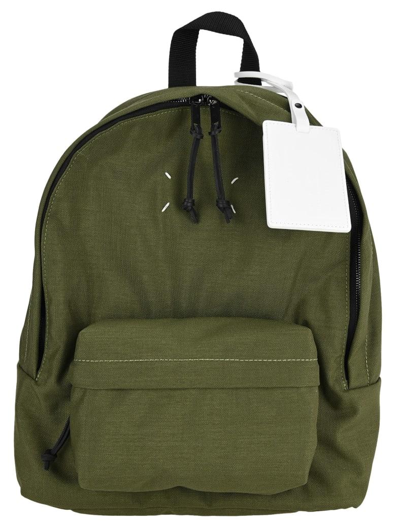 Maison Margiela Martin Margiela 4-stitches Backpack - MILITARY GREEN