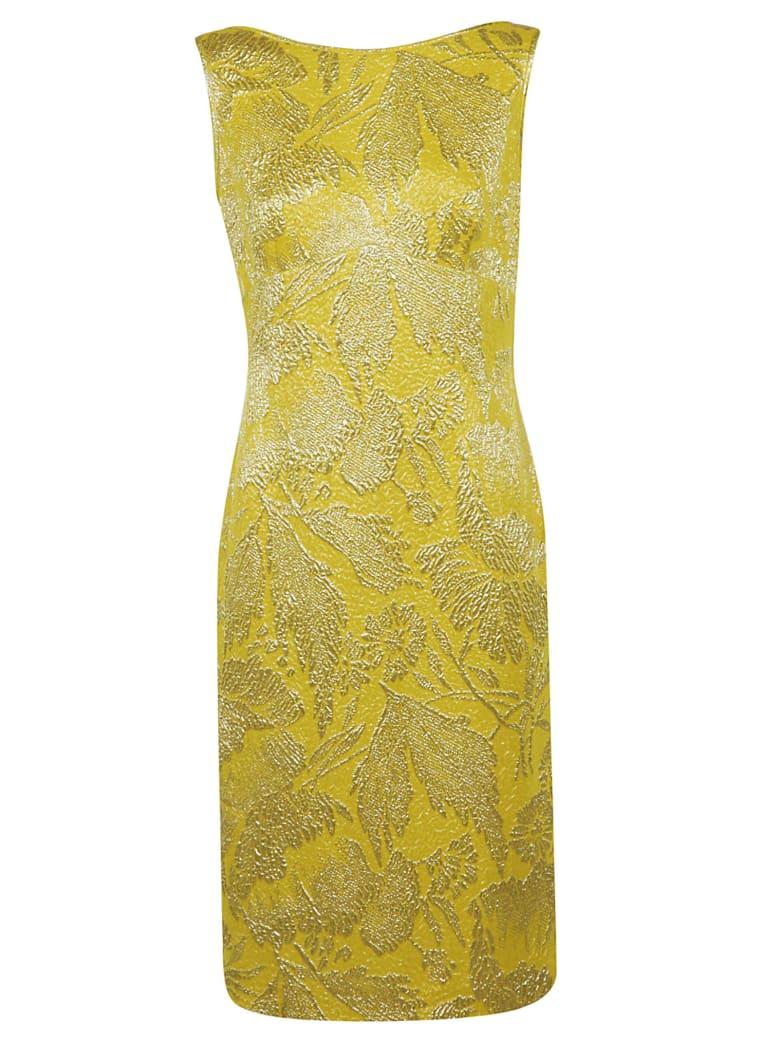 Aspesi Slim Fit Dress - Yellow