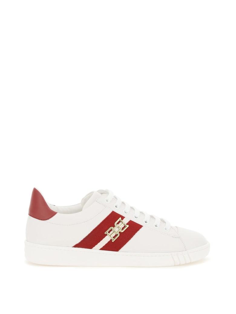 Bally Wiky Sneakers - 0300 WHITE (White)