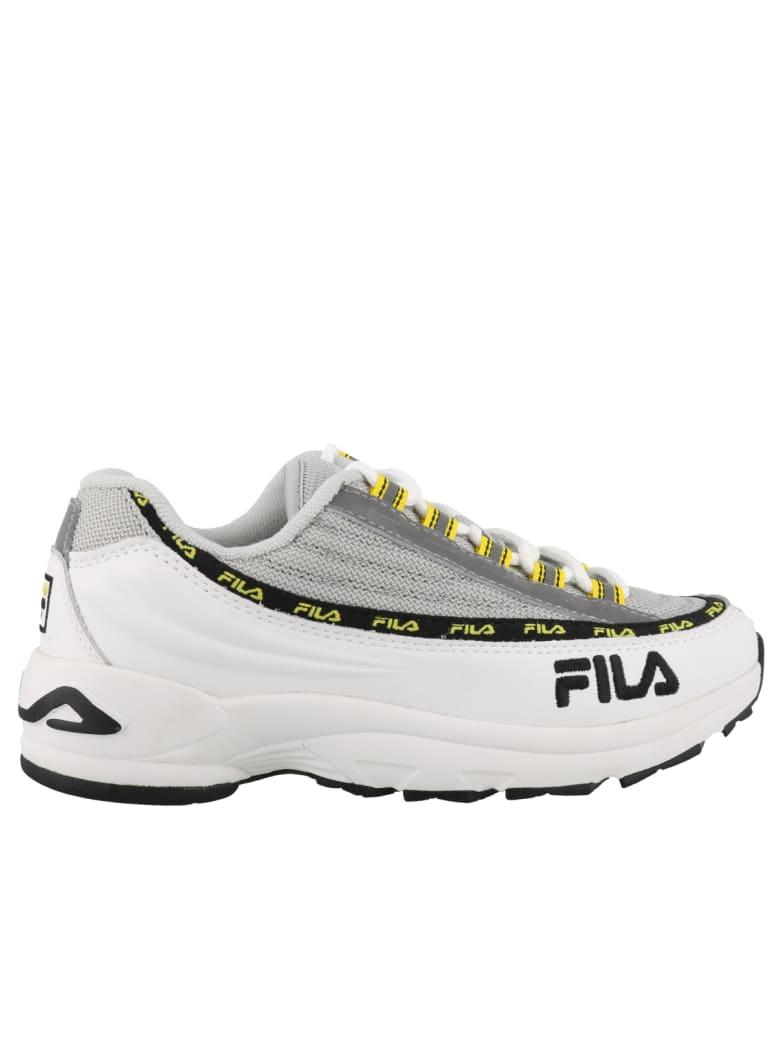Fila Dstr97 Sneakers - White