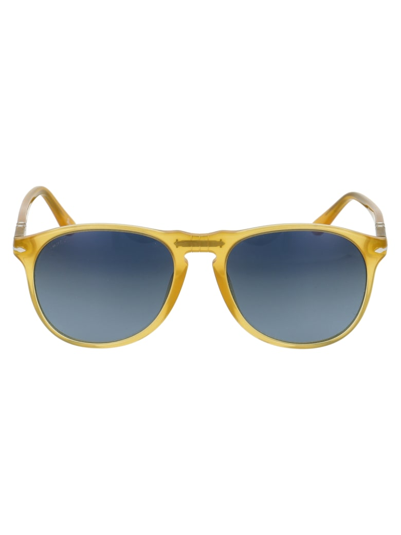Persol 0po9649s Sunglasses - 204/S3 MIELE