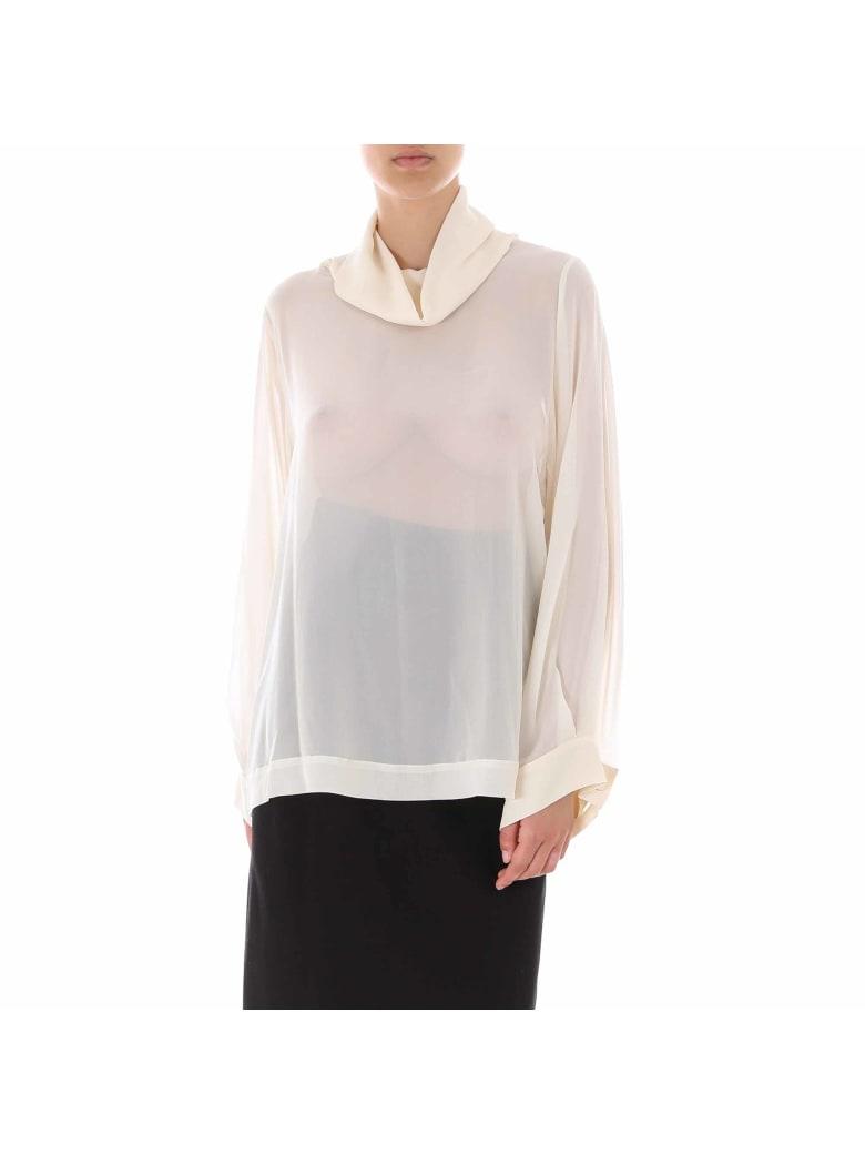Erika Cavallini Shirt - Beige
