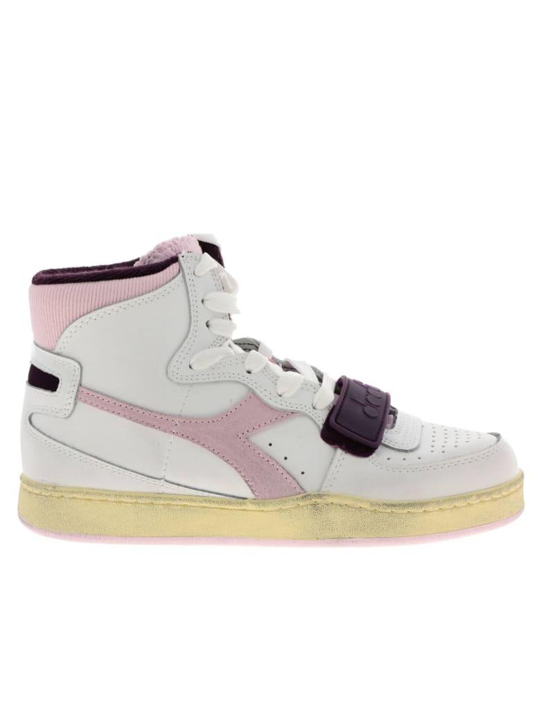 Diadora Sneakers Shoes Women Diadora - pink