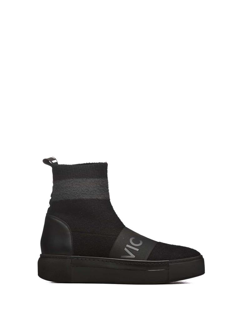 Vic Matié Vic Matié Socks Sneakers - NERO