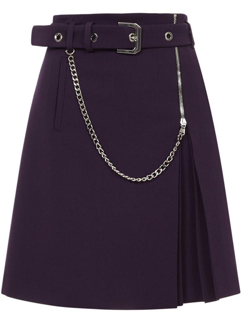 Alberta Ferretti Skirt - Purple
