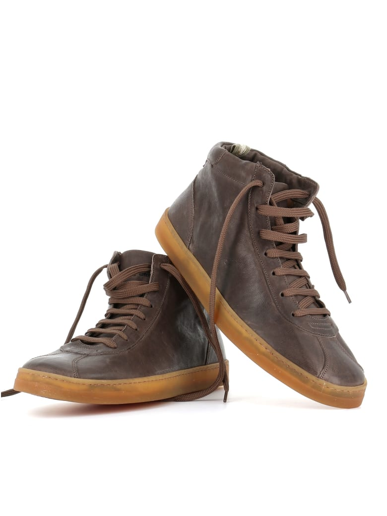 "Officine Creative Sneakers ""karma/001"" - Brown/beige"