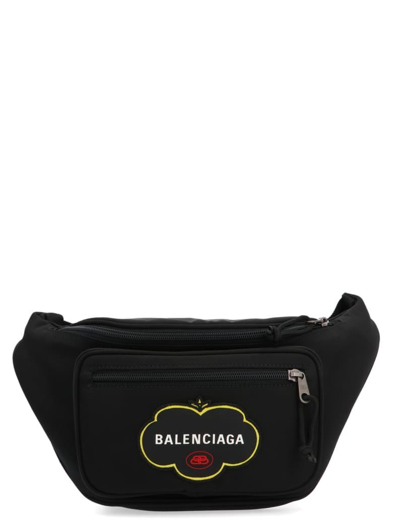 Balenciaga 'explorer' Bag - Black