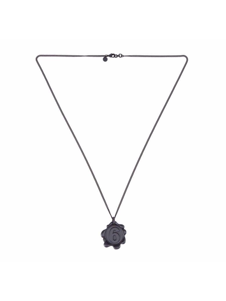 MM6 Maison Margiela Necklace - Black