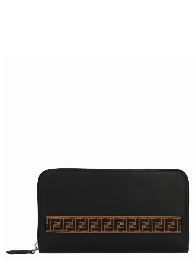 Fendi Wallet - Black
