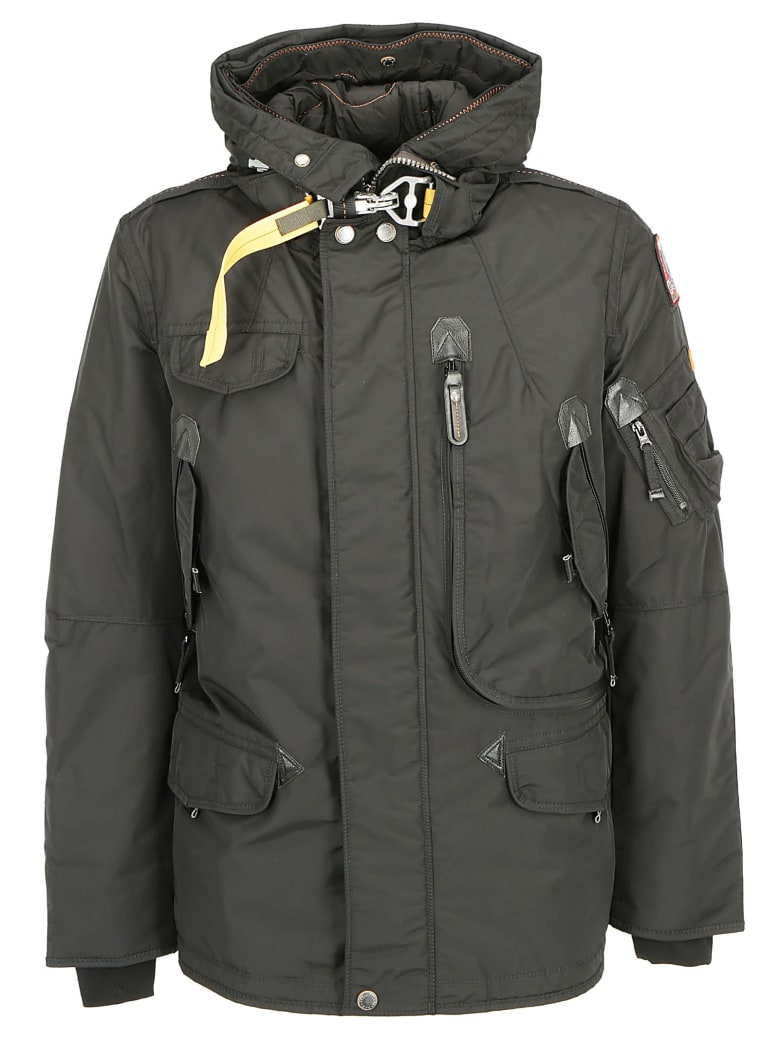 Parajumpers Right Hand Base Parka - Black