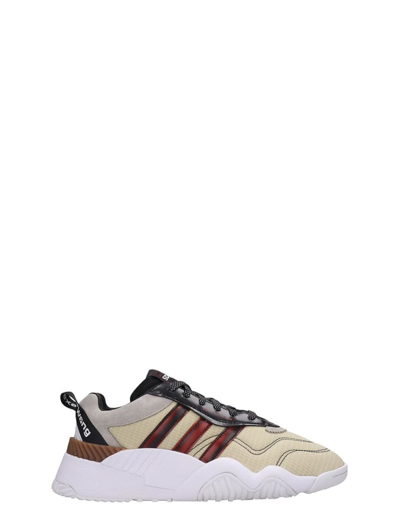 Adidas Originals by Alexander Wang Turnout Trainer Sneakers In Beige Tech/synthetic - beige