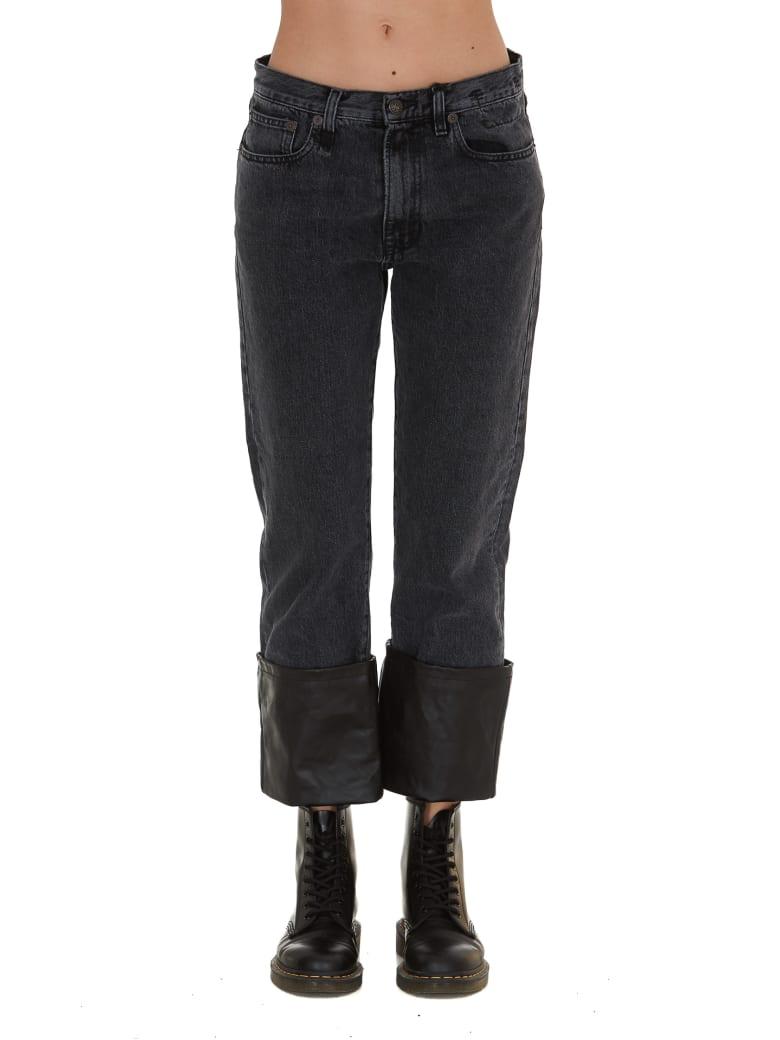 R13 Jeans - Black