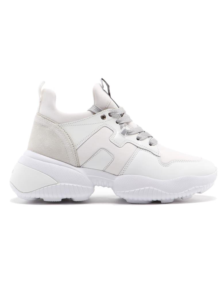 Hogan H487 Interaction Sneaker - Bianco