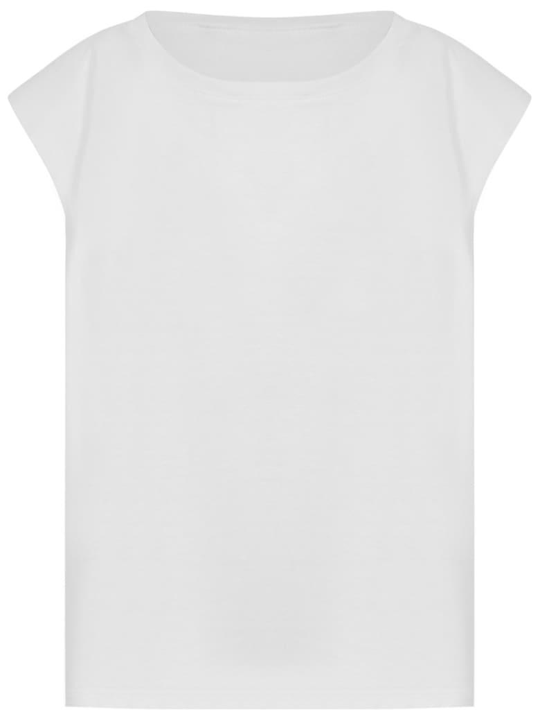 Laneus Tank Top - White