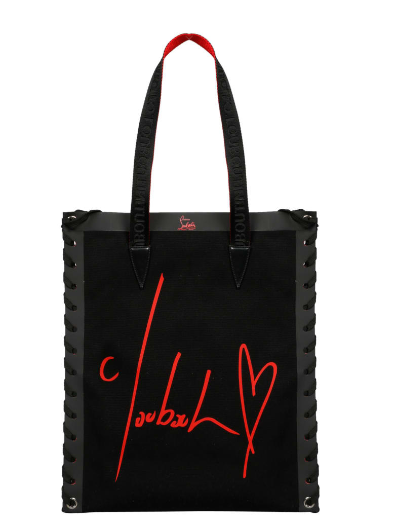 Christian Louboutin Cabalace S Shopper Bag - Nero