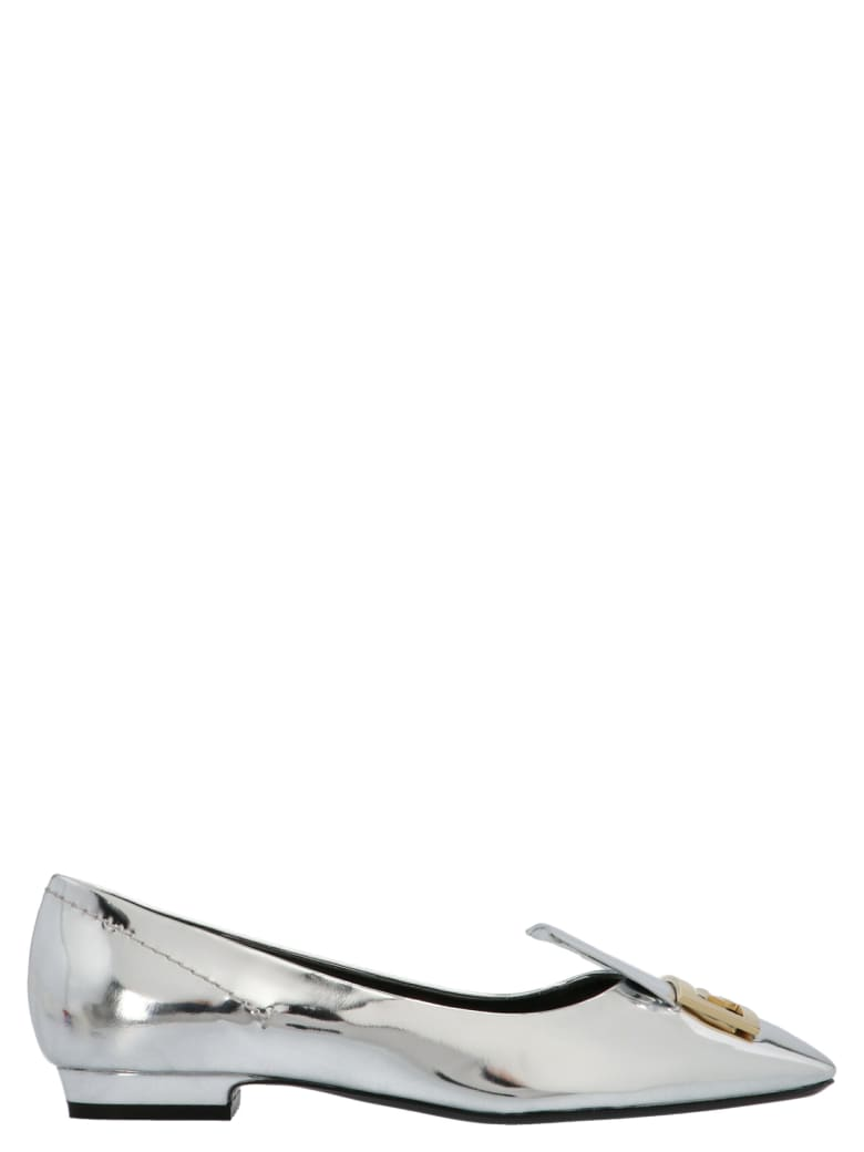 Givenchy 'mystic' Shoes - Silver