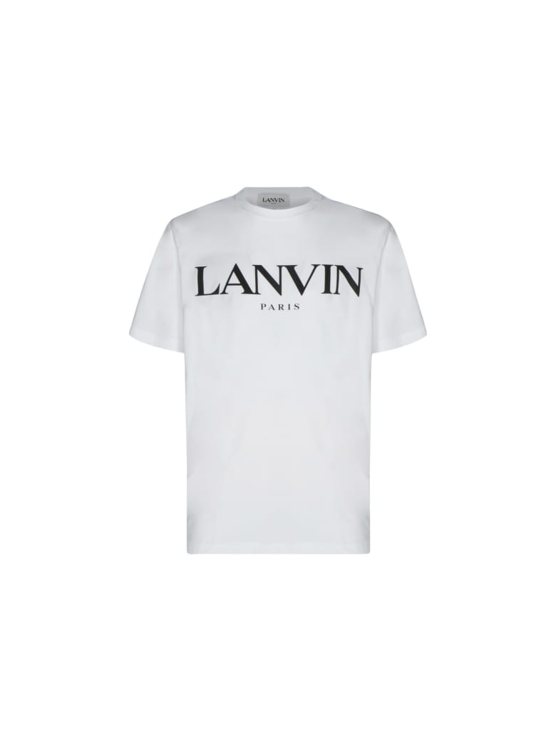 Lanvin T-shirt - Optic white