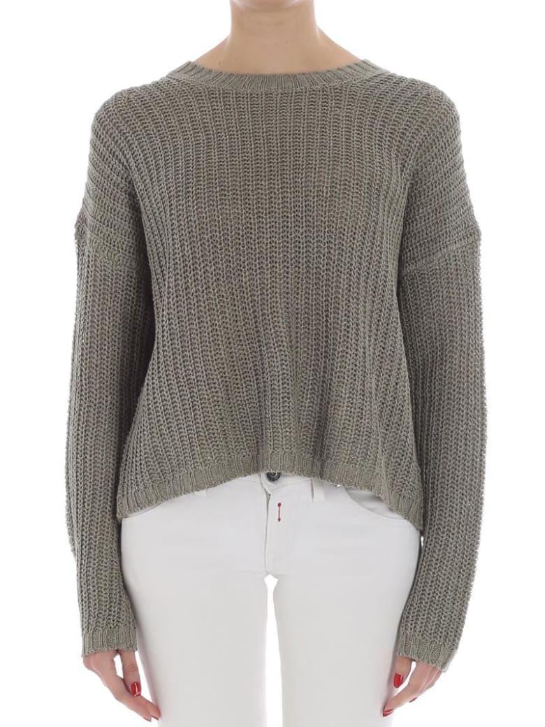 360 Sweater 360 Cashmere - Zandra Sweater - Green