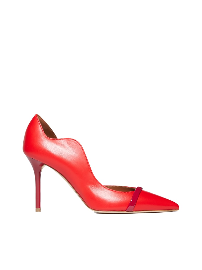 Malone Souliers High-heeled shoe - Rosso