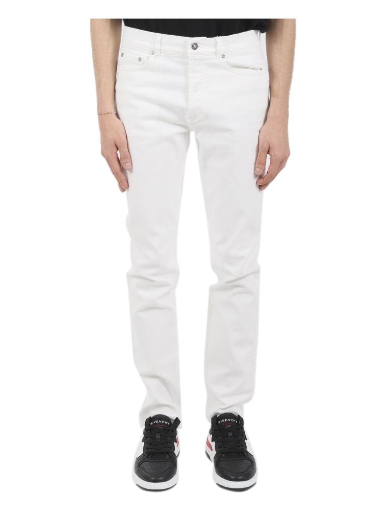 Givenchy White Jeans - White