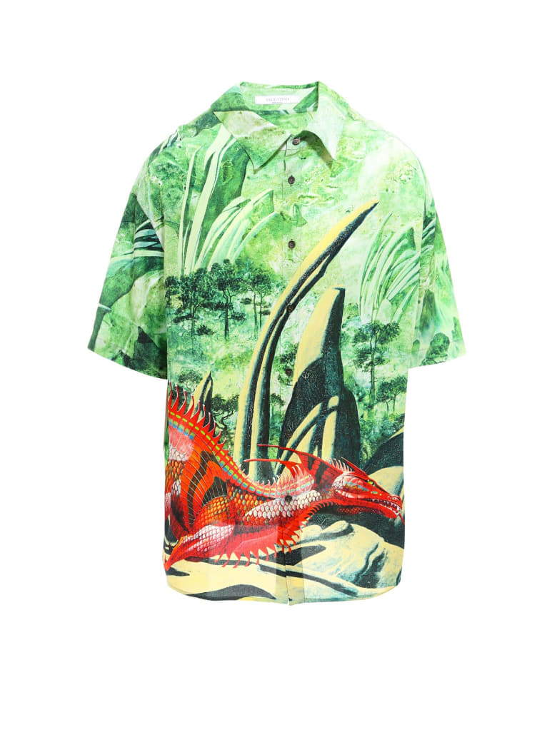 Valentino Shirt - Green