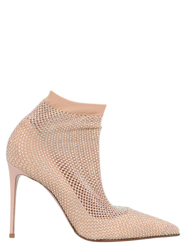 Le Silla 'gilda' Boots - Pink
