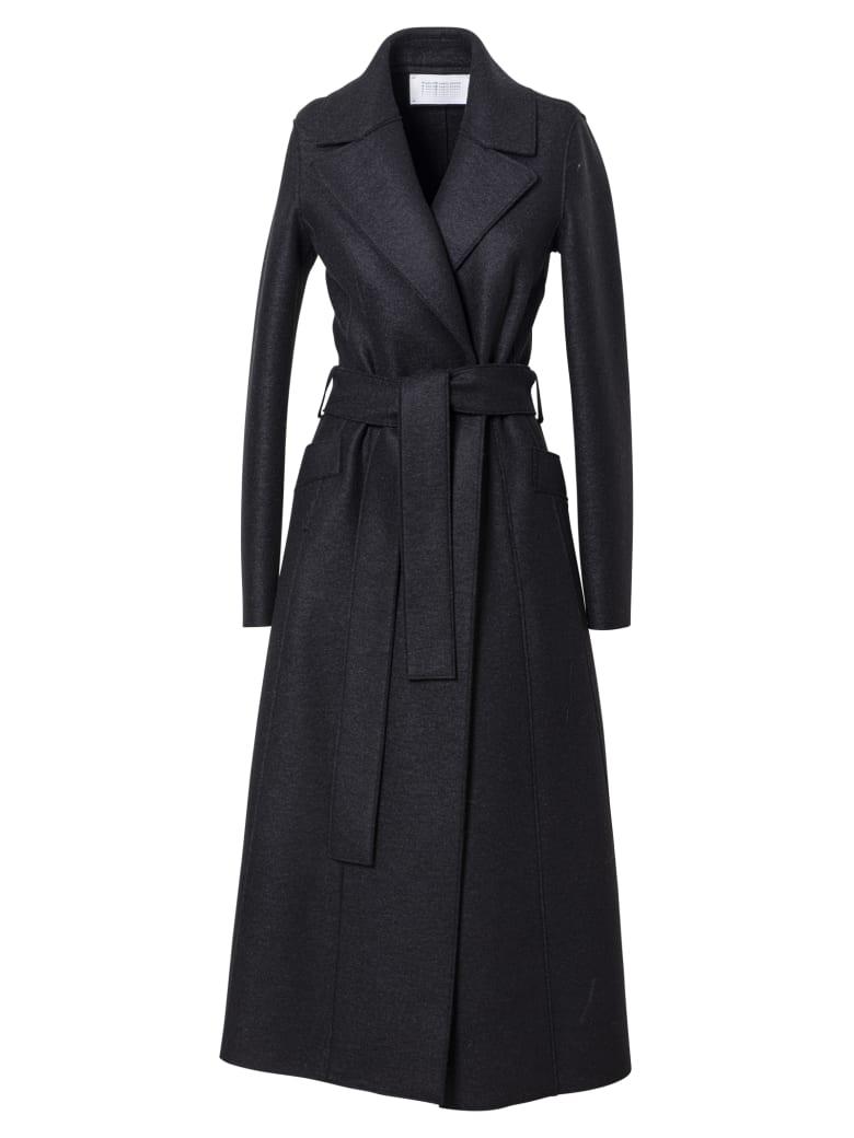 Harris Wharf London Coat - Black