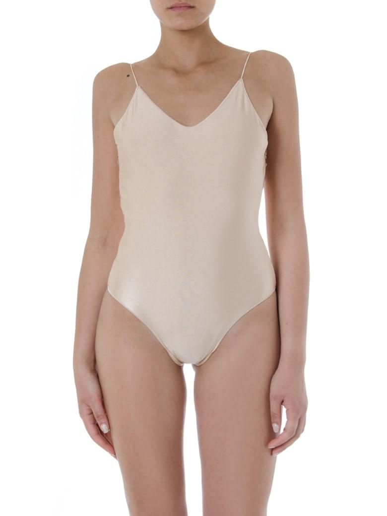 Oseree Nude Travaille Swimsuit - Nude
