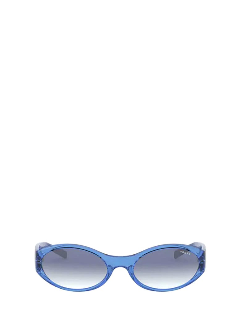 Vogue Eyewear Vogue Vo5315s Transparent Blue Sunglasses - 2801X0
