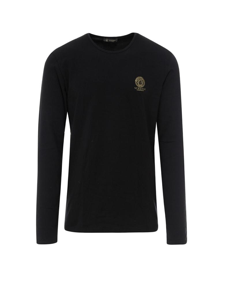 Versace Versace Underwear T-shirt - Black