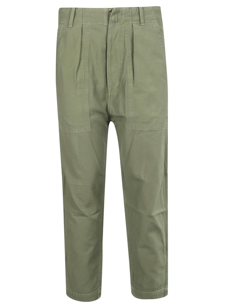 Citizens of Humanity Straight-leg Jeans - Green