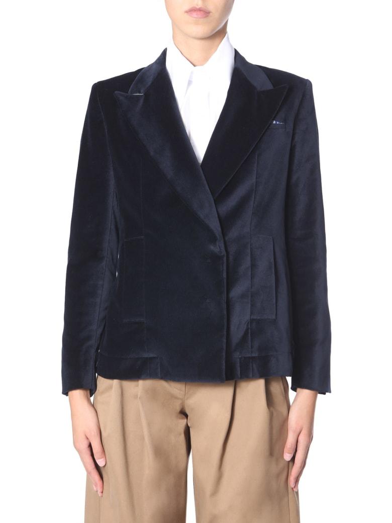 Jejia Velvet Jacket - BLU