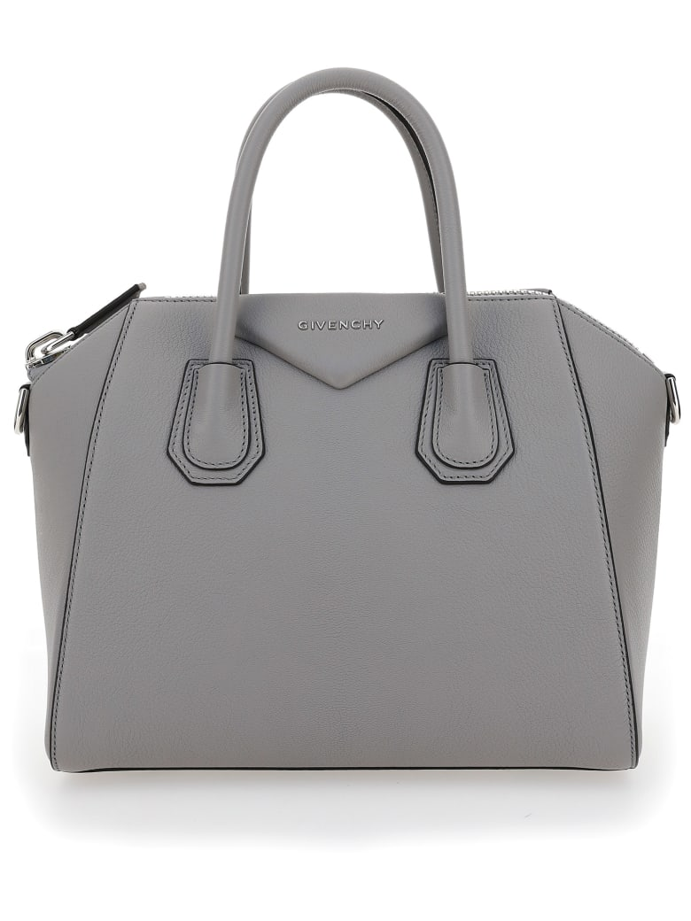 Givenchy Antigona Small Tote Bag - Grigio