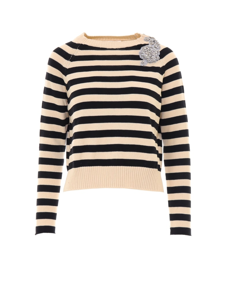 SEMICOUTURE Sweater - Black