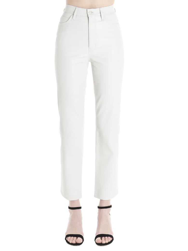 J Brand 'jules' Pants - White