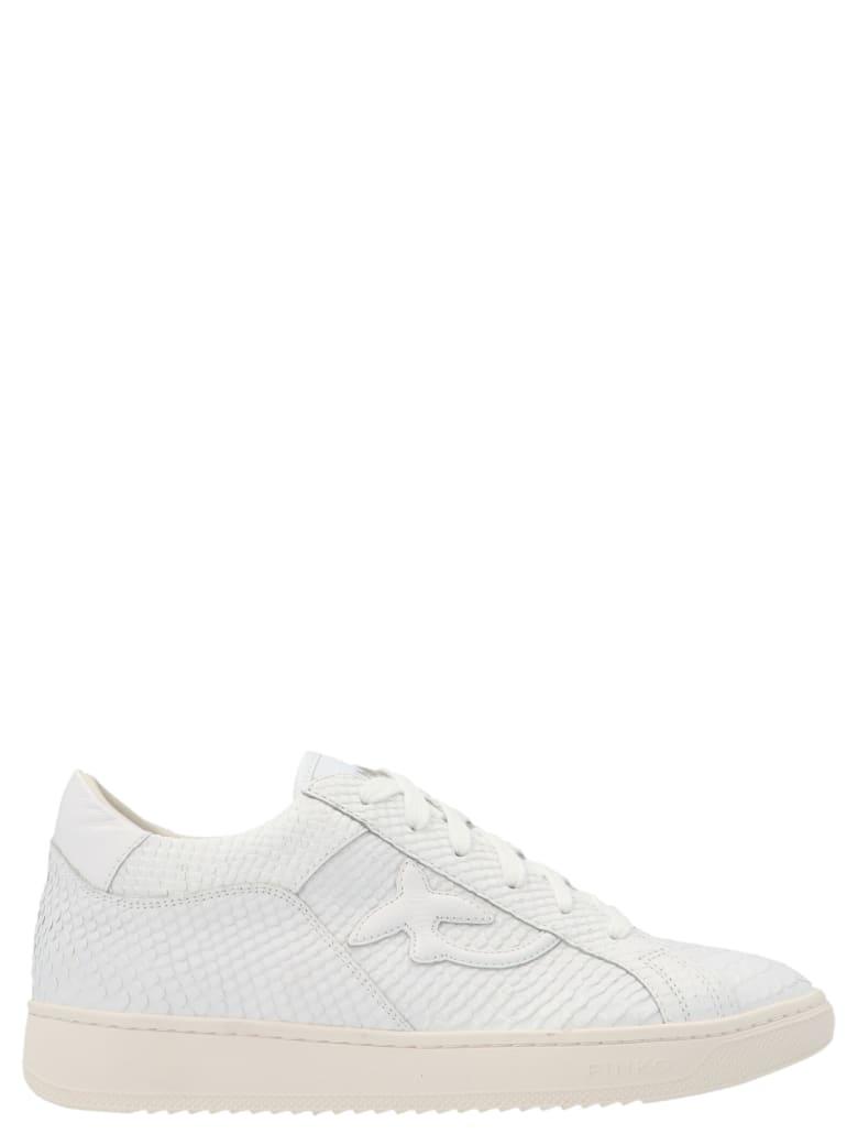 Pinko 'liquirizia' Shoes - White