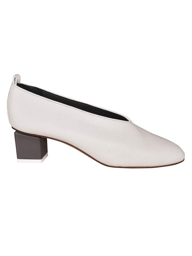 Gray Matters Mildred Pumps - Bianco