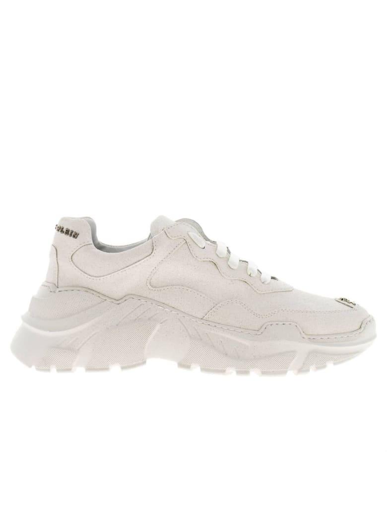 Crystal Philipp Plein Runner Sneakers
