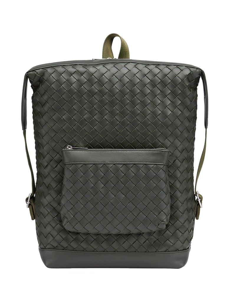 Bottega Veneta Bottega Veneta Braided Backpack - CAMPING - SILVER