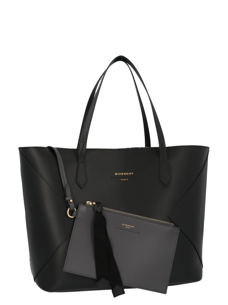 Givenchy 'wing' Midi Bag - Nero
