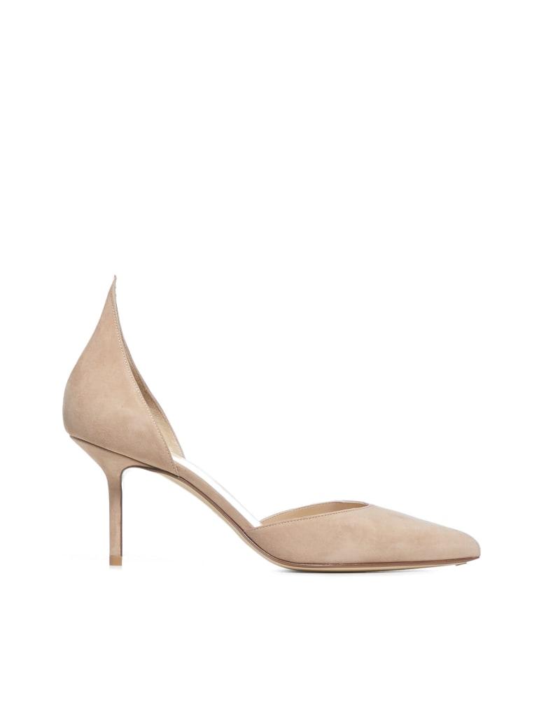 Francesco Russo High-heeled shoe - Nude