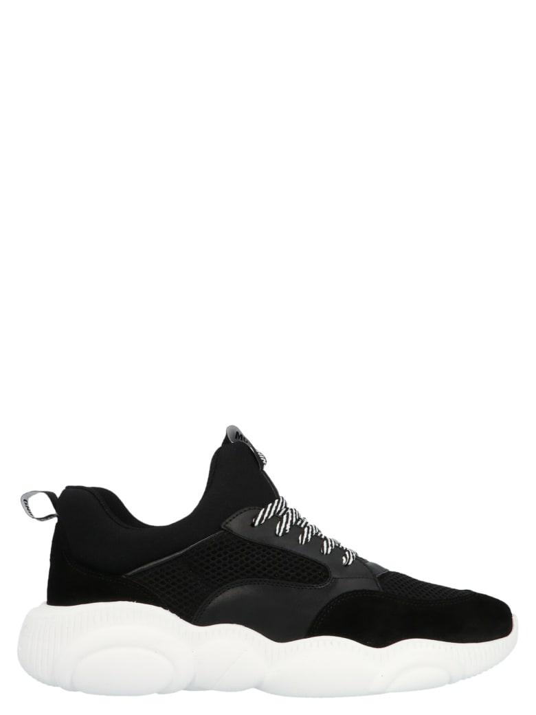 Moschino 'teddy' Shoes - Nero